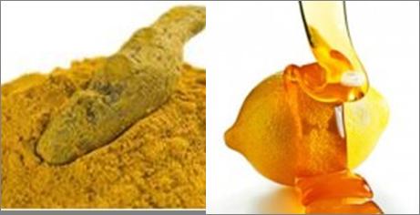 Lemon Honey Turmeric